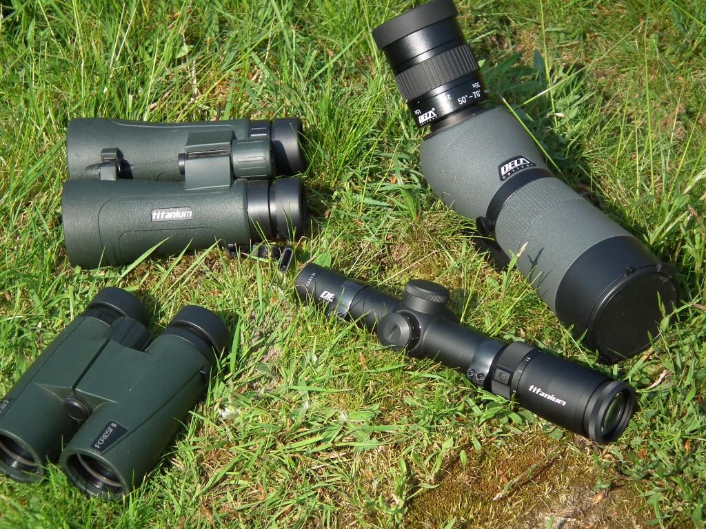 Optiken von Delta© Optical