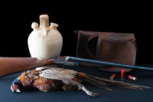 © Bodegones de Caza - Hunting Still Life von Daniel Rengel Morales