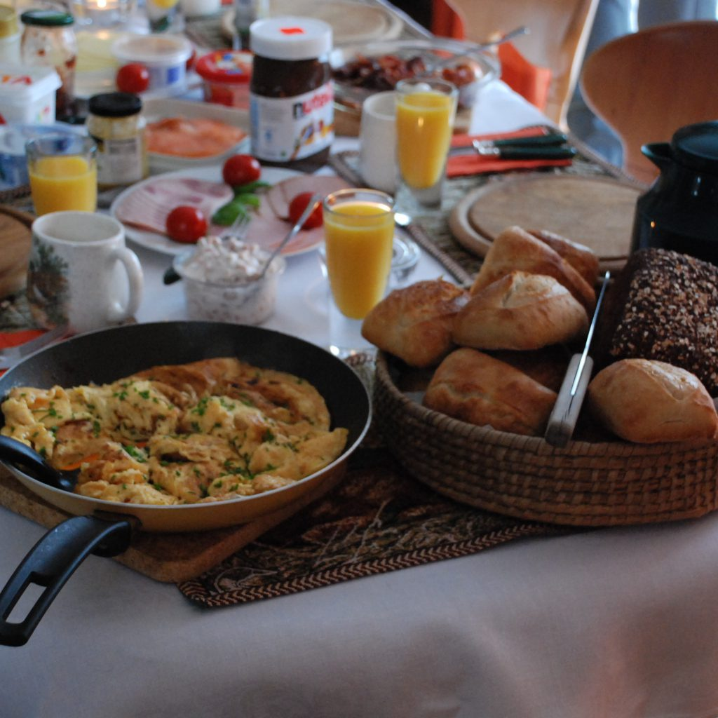 Bockfrühstück Bei Guten Freunden