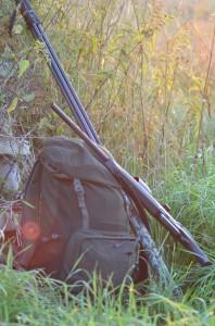Ein Jagdhelfer - der Lodenrucksack Staufen von Jagdhund