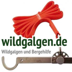 Wildgalgen Bergehilfe Aufbrechhilfe Jagd Zerwirken Foto: www.wildgalgen.de