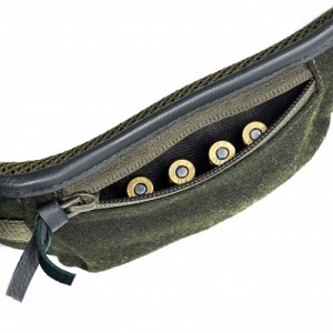 Tasche im Bauchgurt Lodenrucksack Staufen von Jagdhund