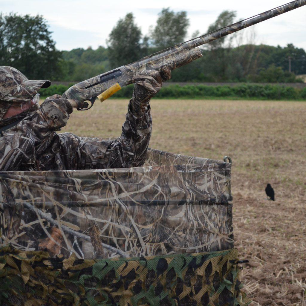 Avanti-Bekleidungset Max-5 Gänsejagd Entenjagd Krähenjagd Pirschjagd Blattjagd Hubertus Fieldsports Dreispross