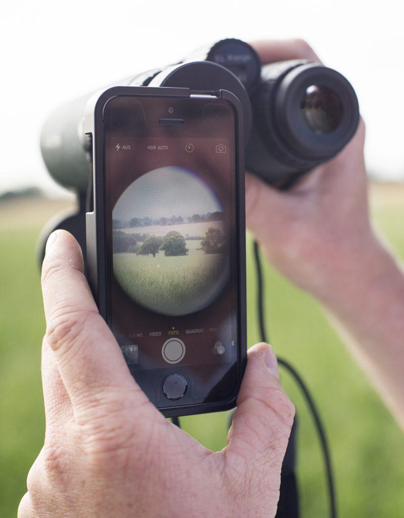 IPhoneadapter Für Swarovski EL Range 10x42