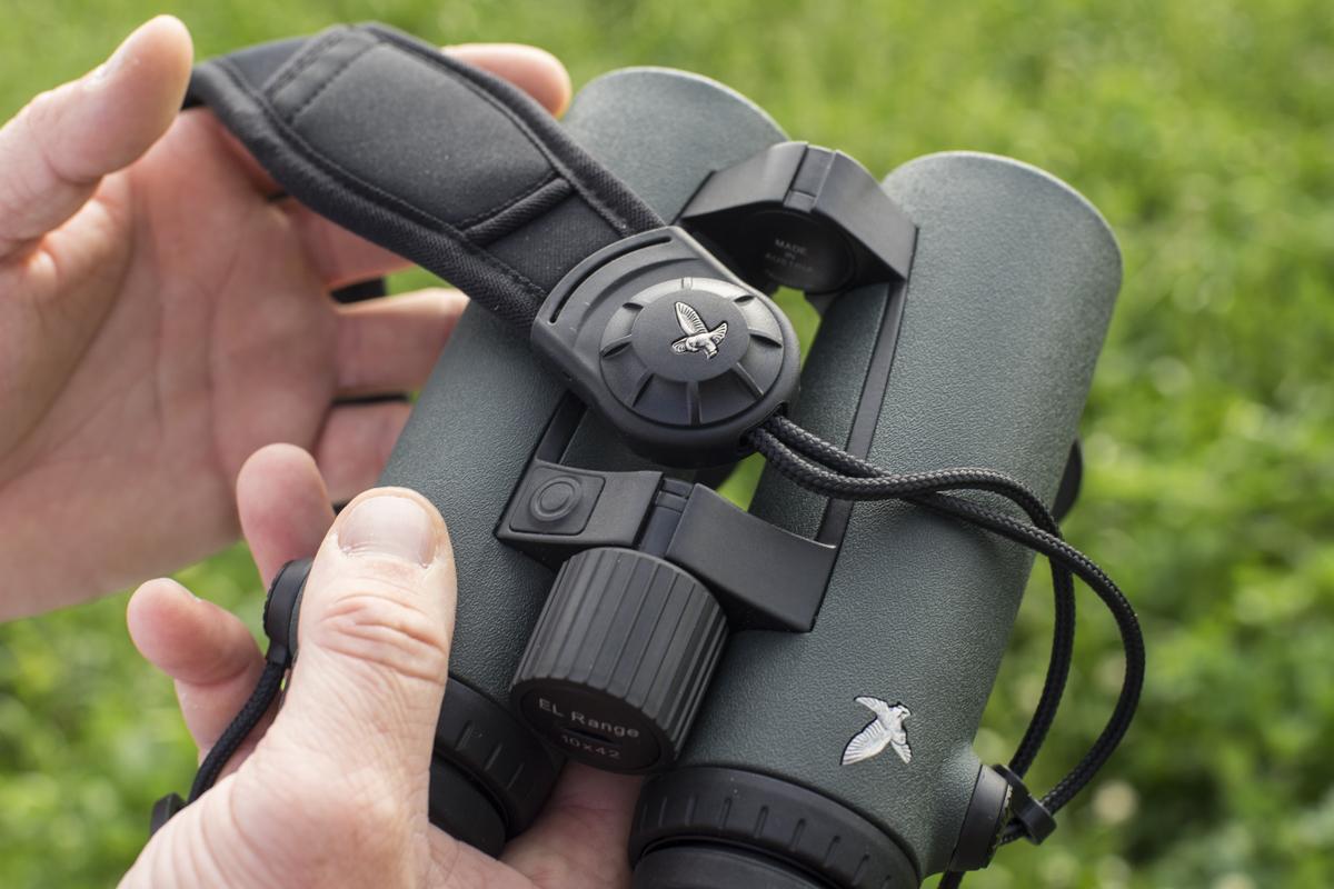 Swarovski Fernglas 10x42 Mit Entfernungsmesser : Swarovski el range mit iphoneadapter u jäger alltag