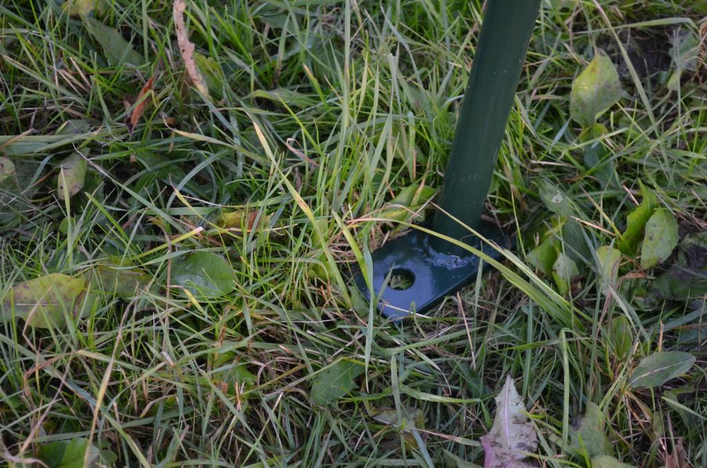 Bodenverankerung der Fasanenschütte möglich