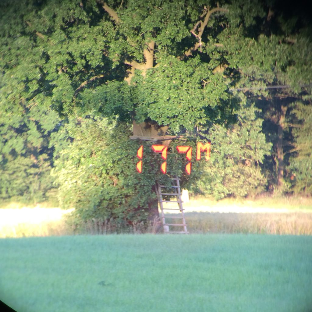 Entfernungsanzeige Swarovski EL Range 10x42 W B
