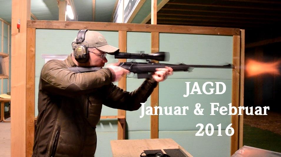 Jagd Im Januar & Februar 2016