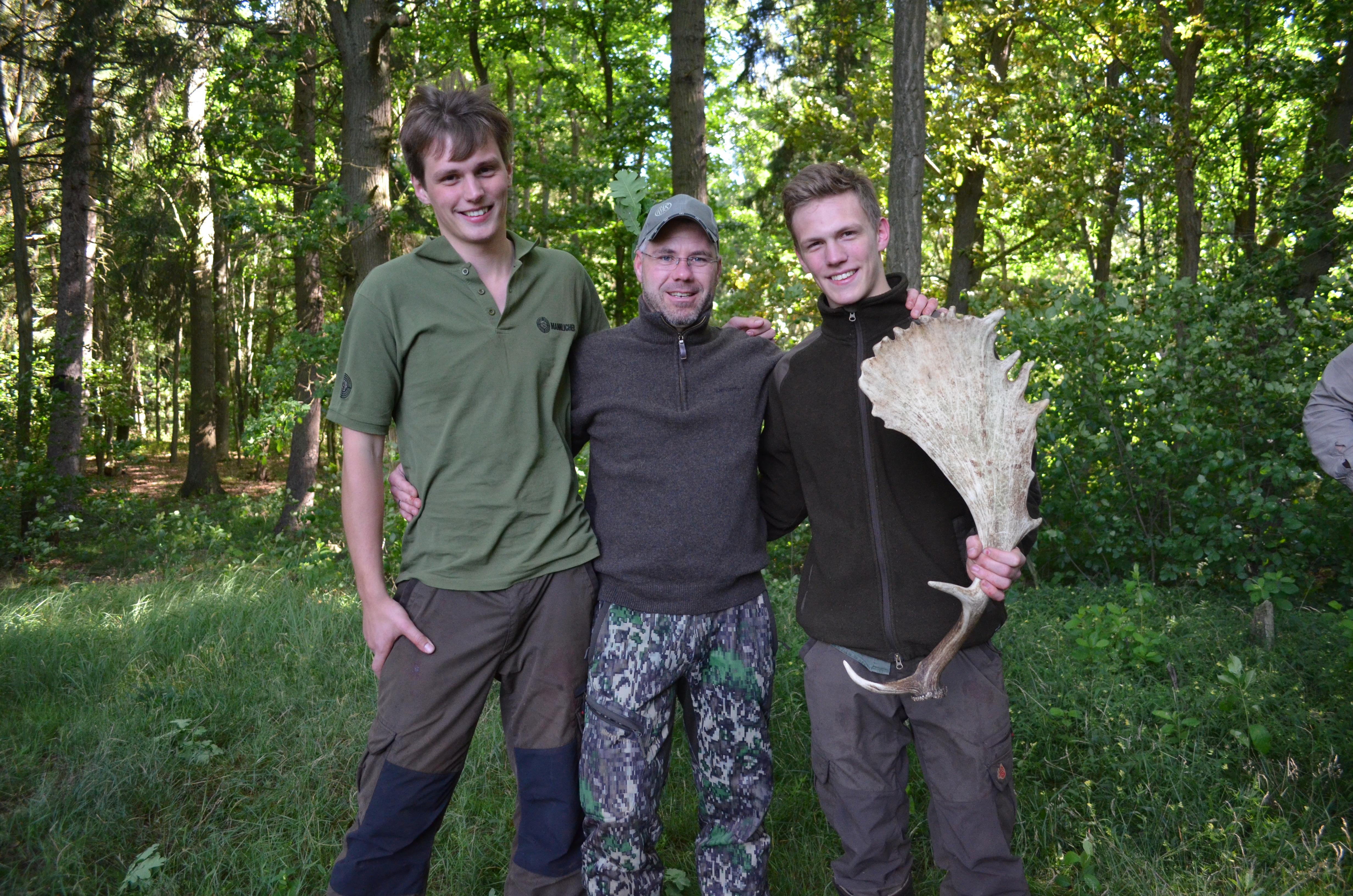 Jagd Am Ende Der Welt – Zu Besuch Bei Den Reilmann-Brüdern