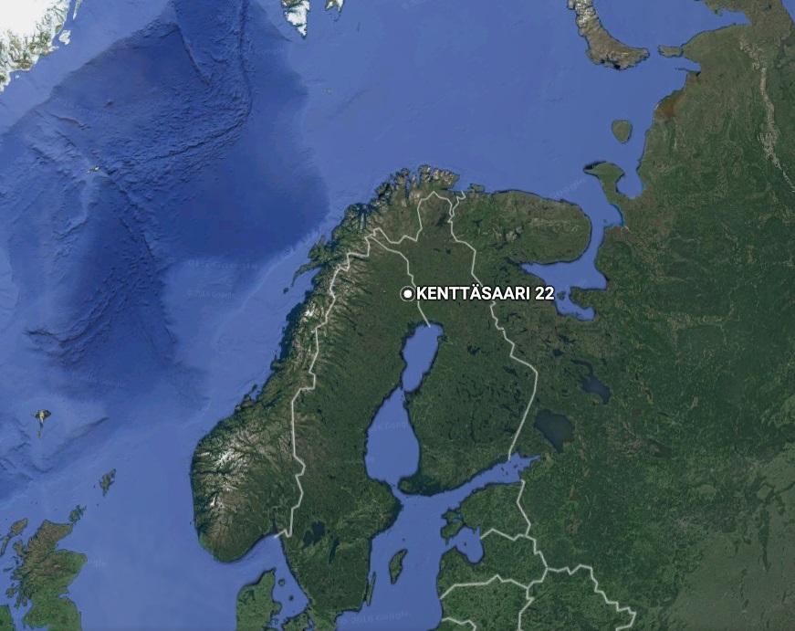 Hier Bin Ich Articcircleadventure Auf Einer Reise Durch Europas Letzter Wildnis Mit Nordlicht Und Mitternachtssonne