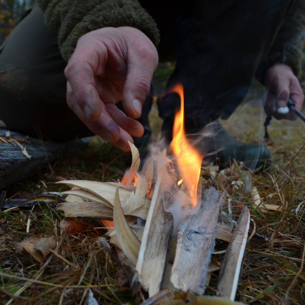 Dreispross Jagd Nordschweden Artikel Uj 275
