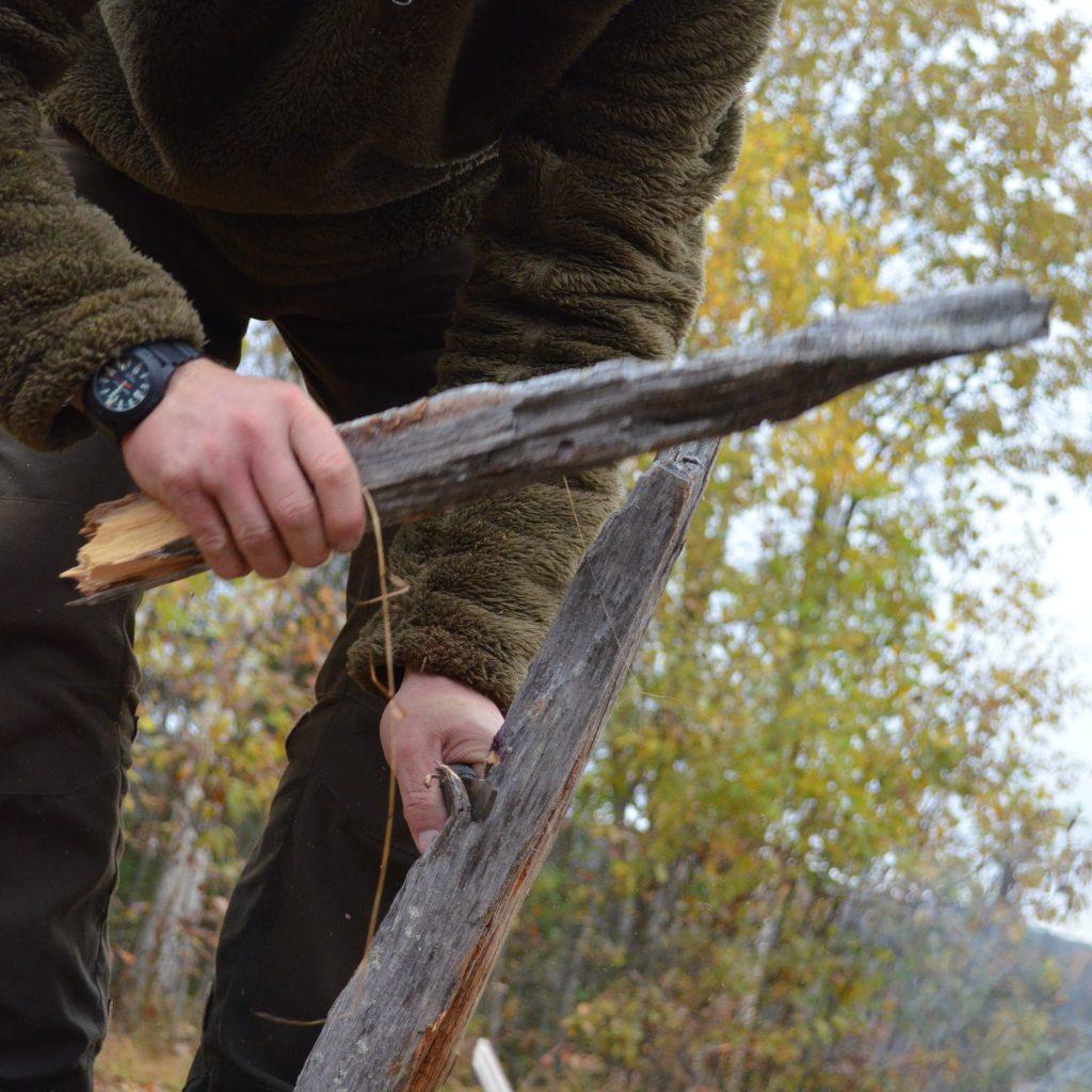 Dreispross Jagd Nordschweden Artikel Uj 279