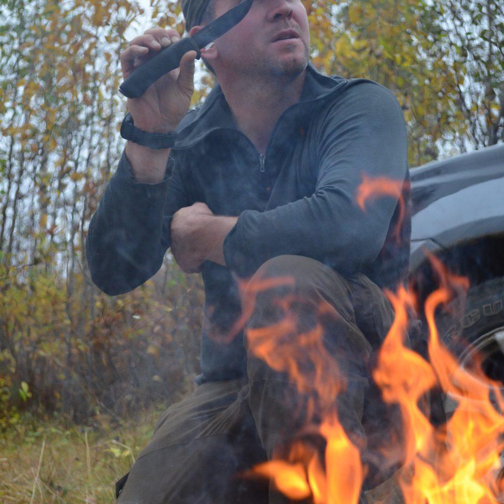 Dreispross Jagd Nordschweden Artikel Uj 291