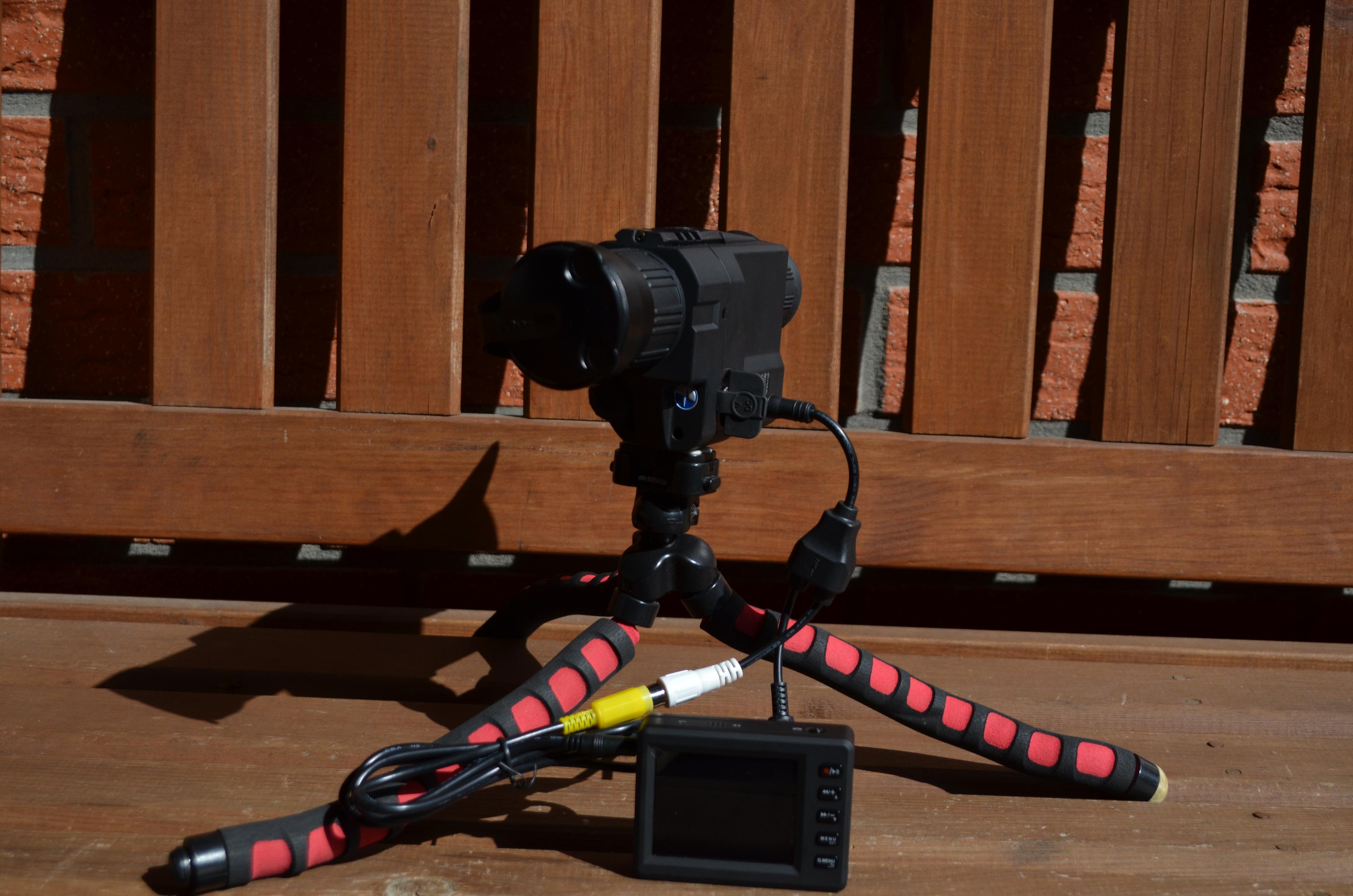 Wärmebildkamera Jagd Mit Entfernungsmesser : Produkttest wärmebildgerät pulsar quantum xq u ein gerät mit