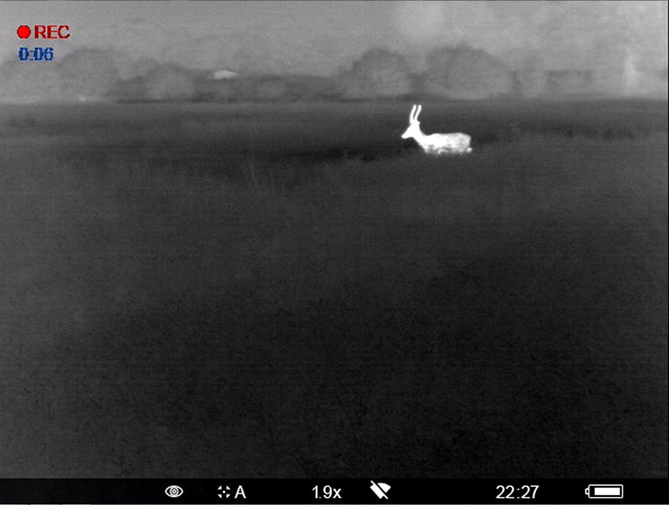 Wärmebildkamera Jagd Mit Entfernungsmesser : Wärmebildkamera pulsar helion u jäger alltag