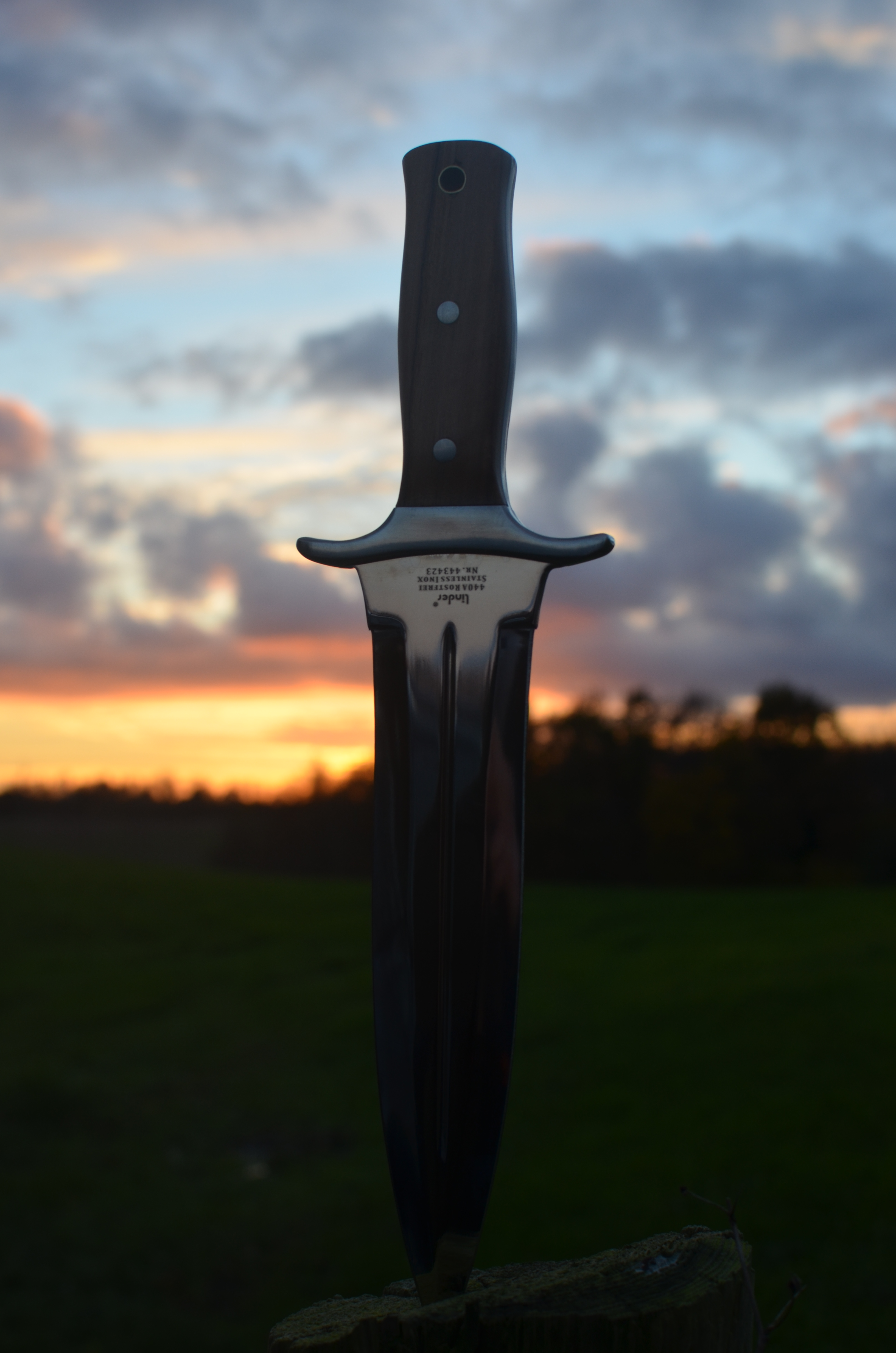 Saufänger LINDER – Ein Messer, Wie Ein Römisches Kurzschwert
