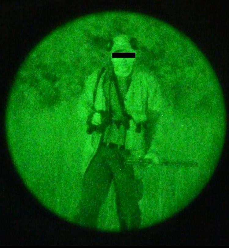 Nachtsichtvorsatzgerät LYNX Edition Jagdfux