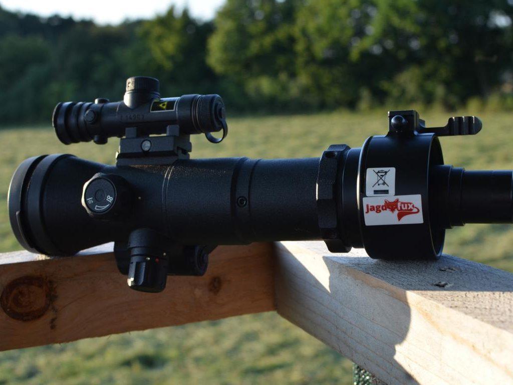 Nachtsichtgerät Lynx GEn2 Photonis Edition Jagdfux Dreispross (8)