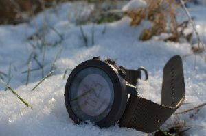 Suunto Traverse Alpha, Winter