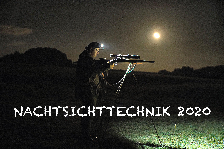 Nachtsichttechnik 2020 – Nighttalk Mit Dem Jagdfux