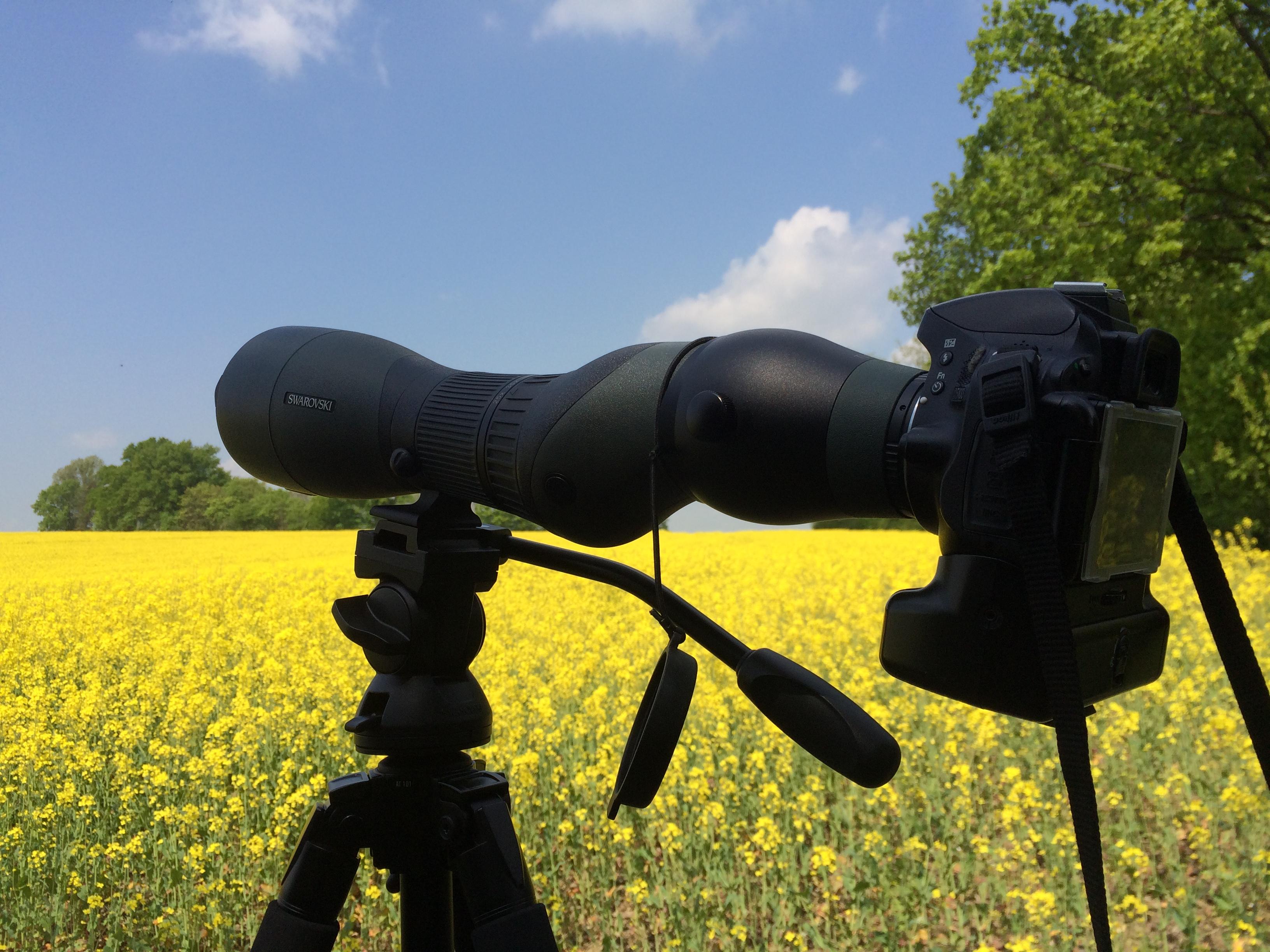 Spektiv ATX/ STX & TLS APO Von Swarovski Optik