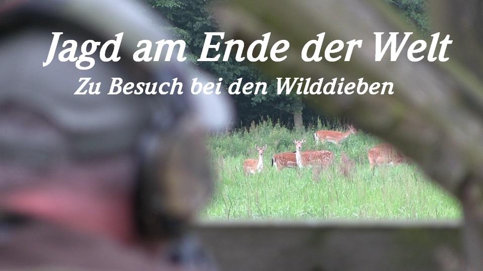 """Meine Serie Auf YouTube """"Jagd Am Ende Der Welt – Zu Besuch Bei Den Wilddieben"""""""