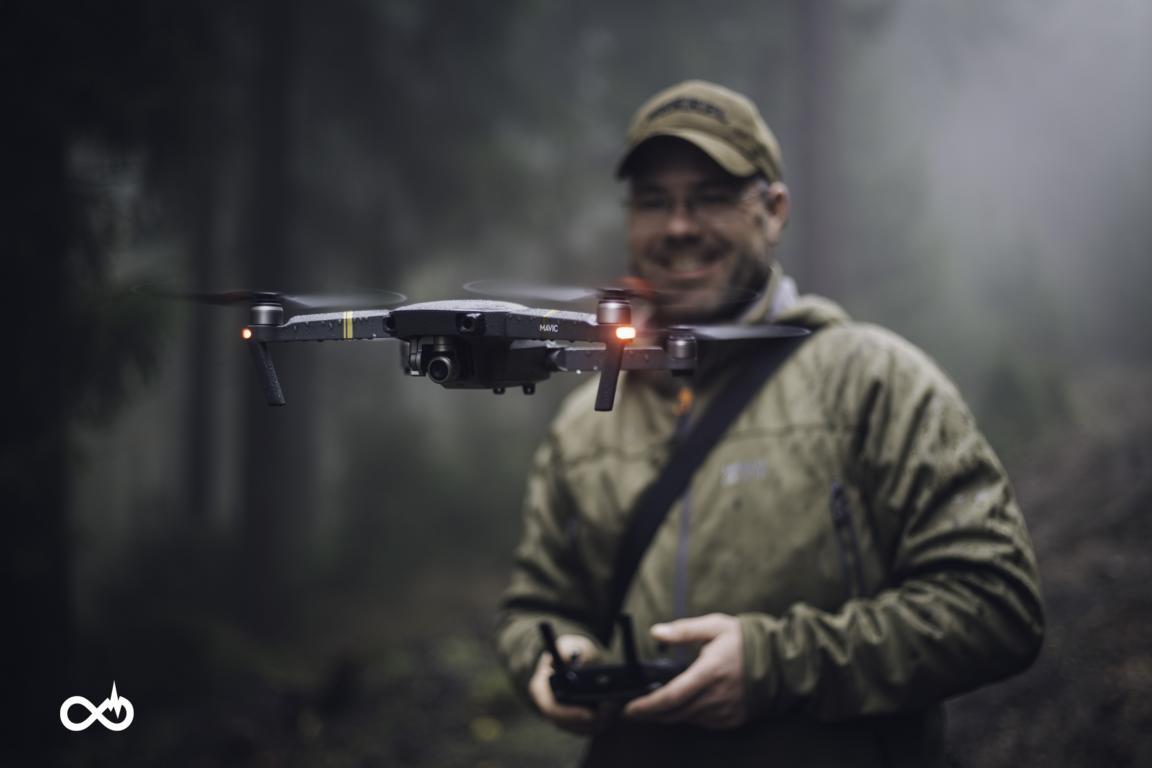 DJI Mavic Pro – Fliegen, Wenn Der Wildschaden Droht