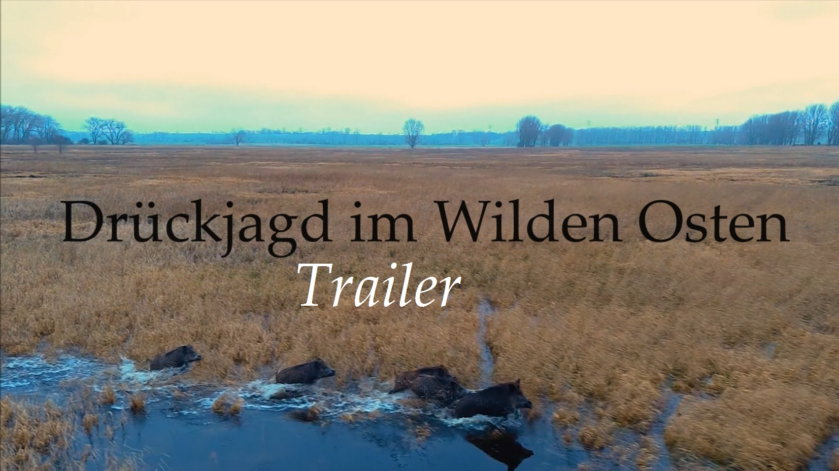 Drückjagd Im Wilden Osten – Trailer
