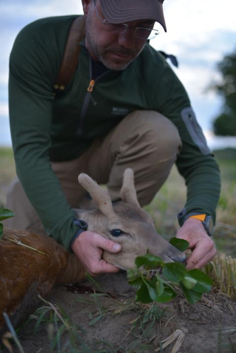 Wir Jäger Leben Ein Privileg…