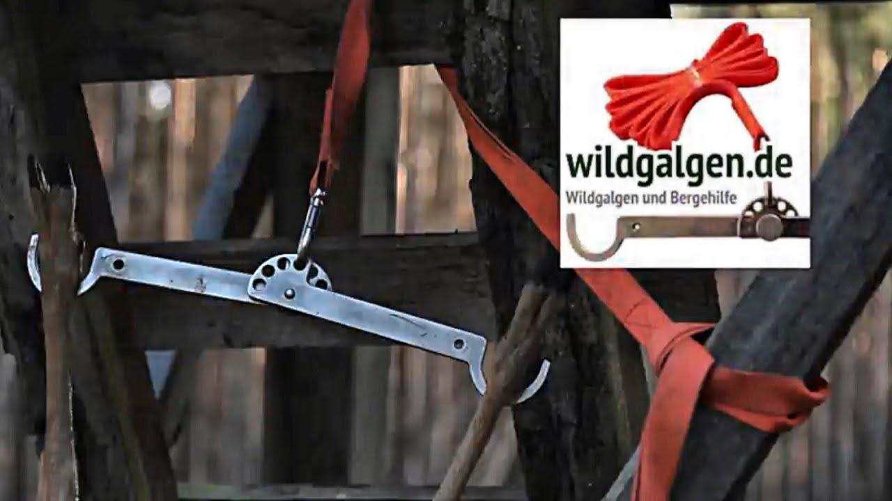 Wildberge Und Aufbrechhilfe #WILDGALGEN