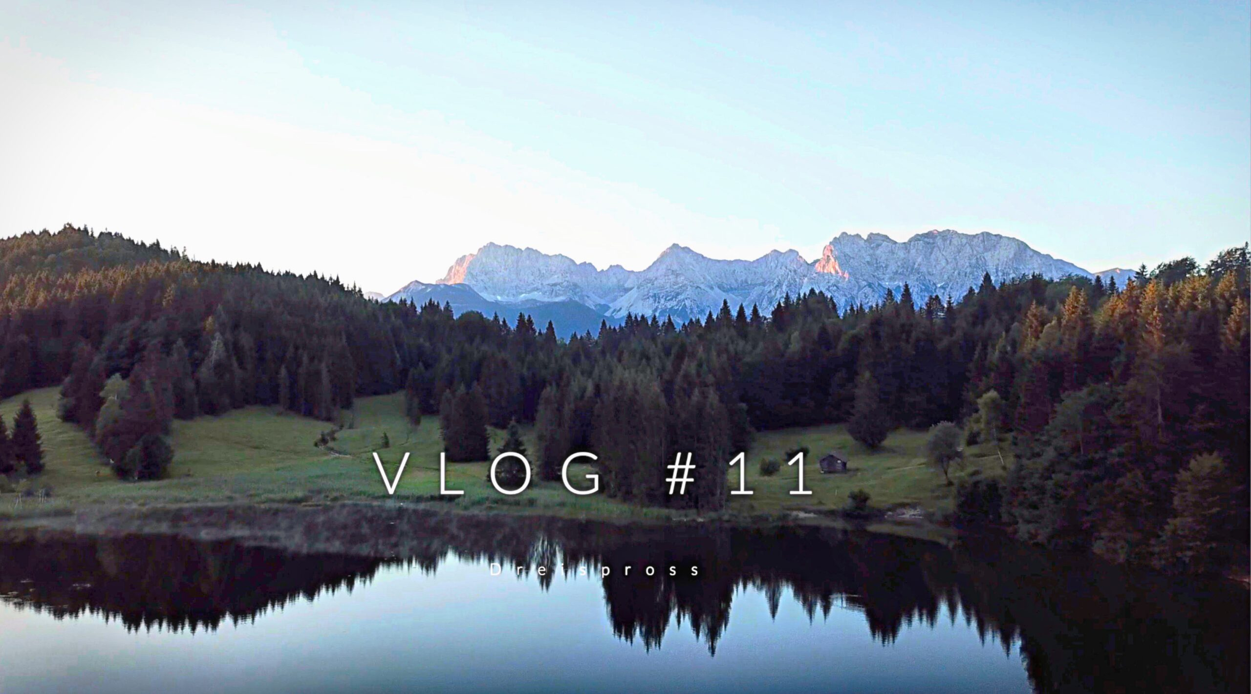 "NEU Auf YouTube ""Jagd Dreispross VLOG #11"""